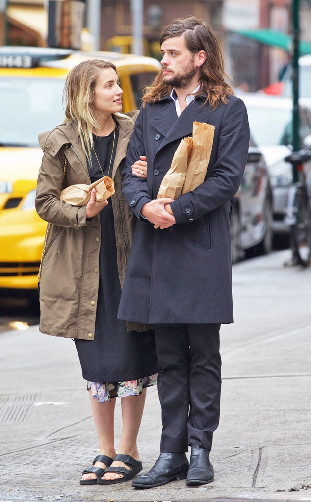 Dianna Agron & Winston Marshall from The Big Picture ...