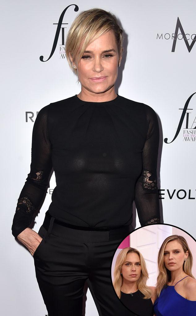 David Foster's Daughters Speak Out Against Yolanda Hadid