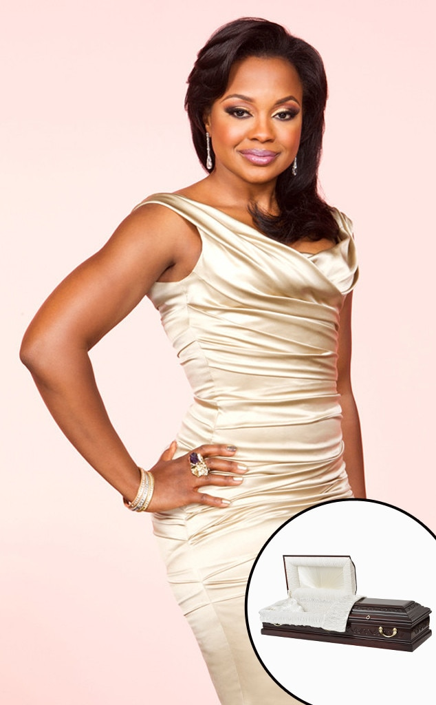 Phaedra Parks, Funeral Home, Real Housewives Businesses