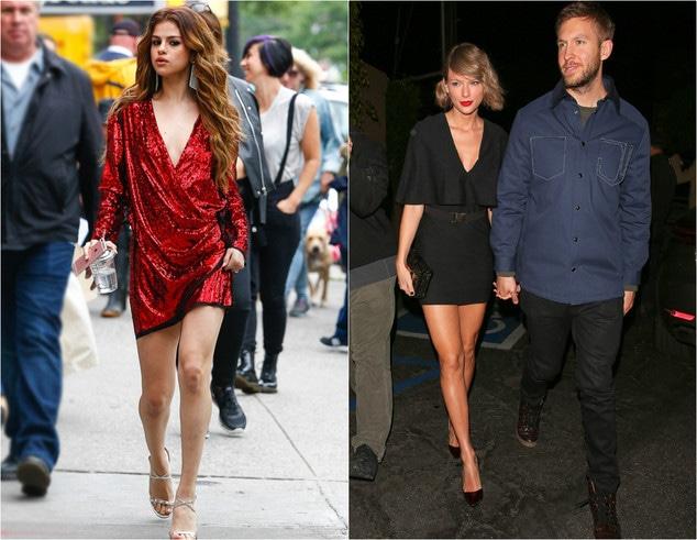 Selena Gomez, Calvin Harris