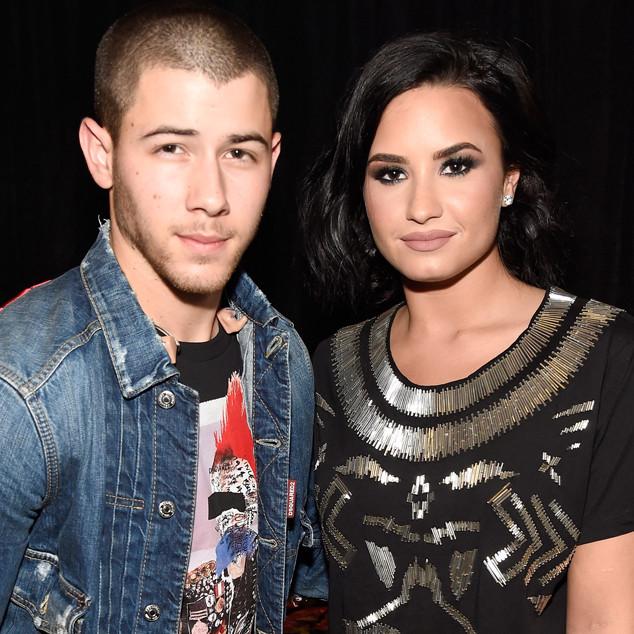 Demi Lovato, Nick Jonas