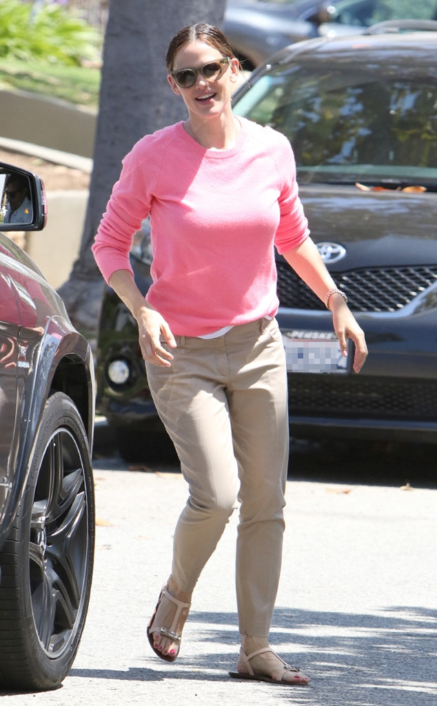 Jennifer Garner From The Big Picture Todays Hot Photos -4696