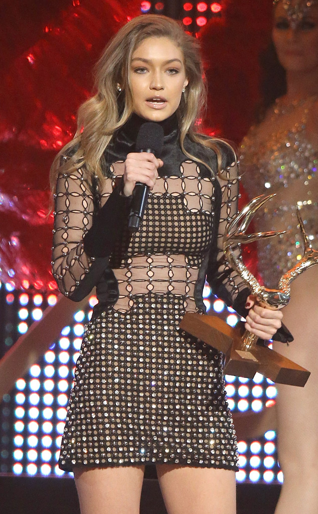 Gigi Hadid, Spike TV's Guys Choice 2016