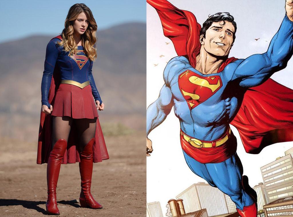 Superman, Supergirl