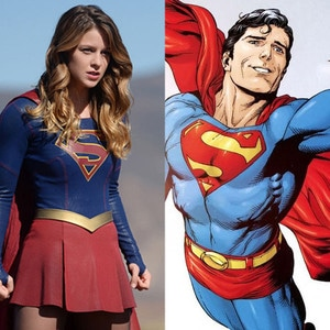 Superman, Supergirl