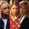 Goldie Hawn, Overboard, Renée Zellweger, Bridget Jones's Diary, Meg Ryan, When Harry Met Sally