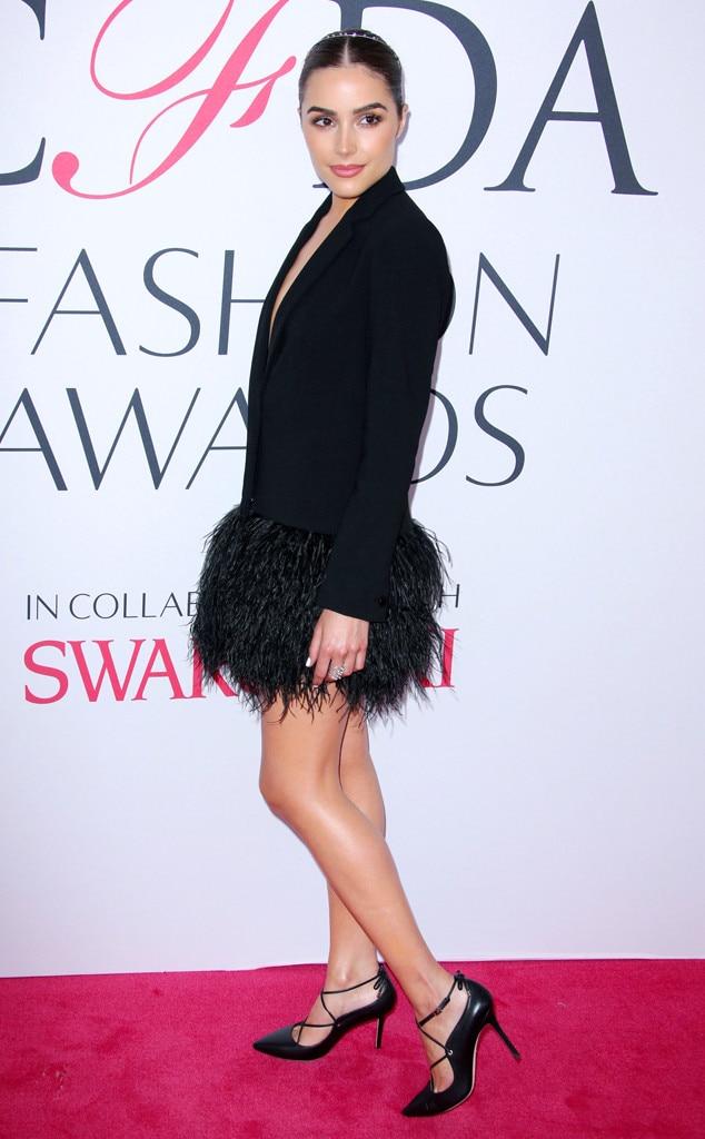 Olivia Culpo, 2016 CFDA Fashion Awards