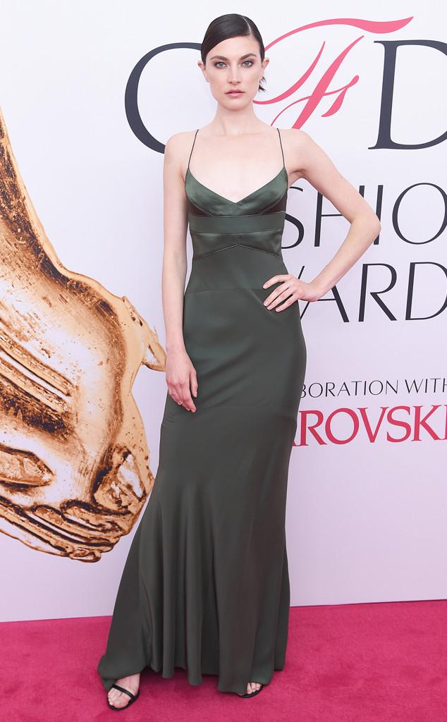 Jacquelyn Jablonski, 2016 CFDA Fashion Awards