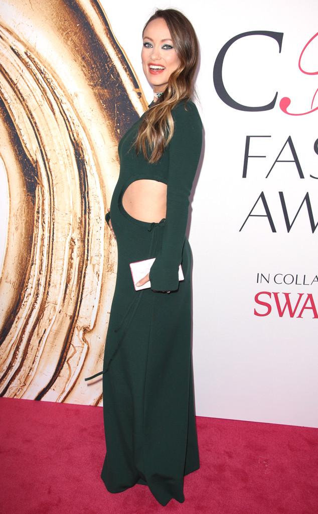 Olivia Wilde, 2016 CFDA Fashion Awards