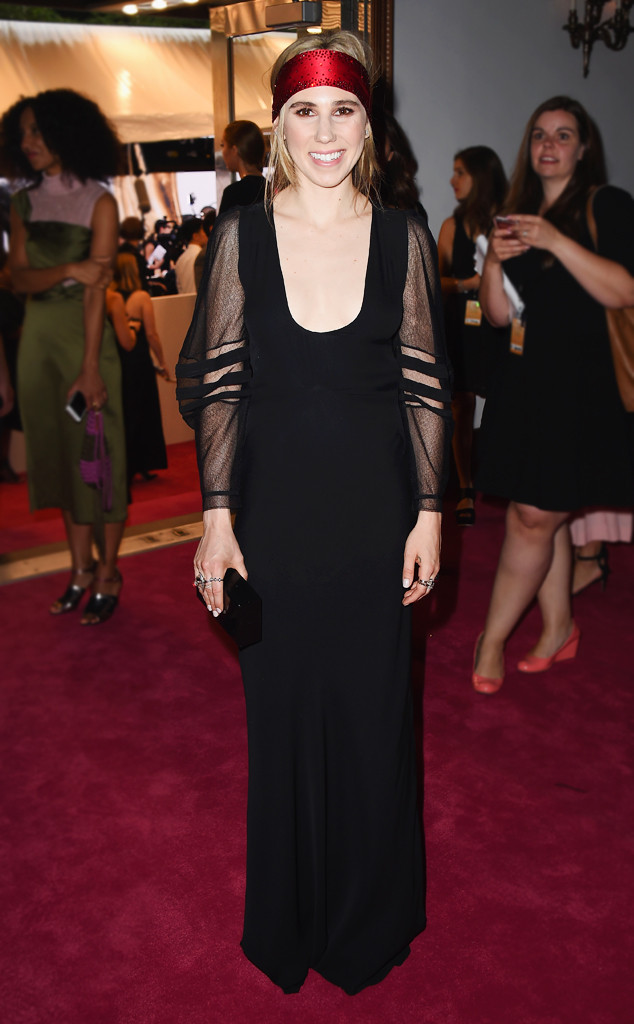 Zosia Mamet, 2016 CFDA Fashion Awards