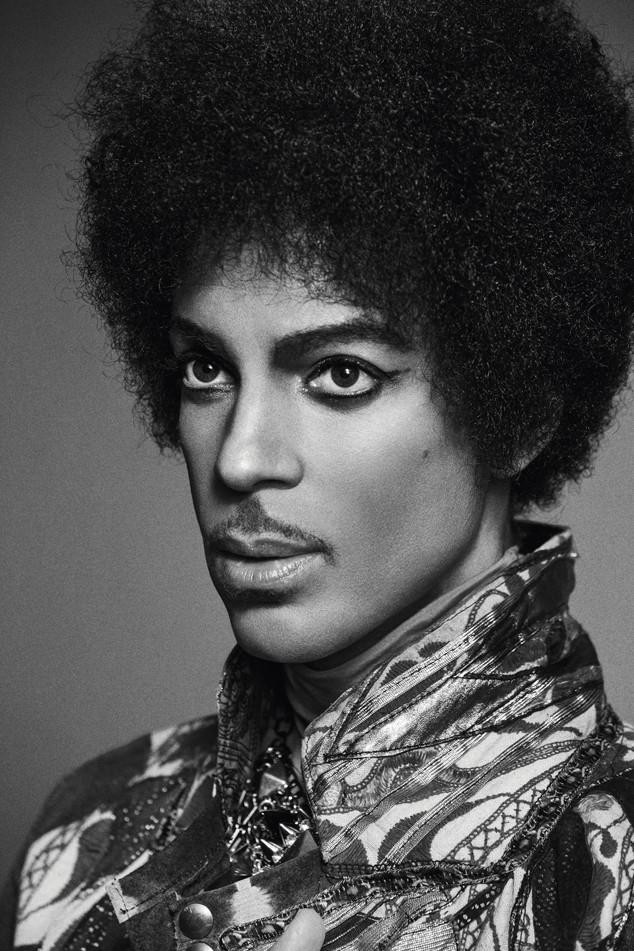 Prince, V Magazine Exclusive, Embargo to June 7th 9am EST