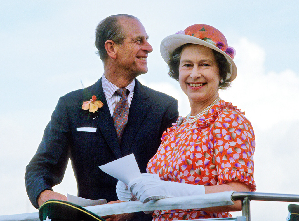 Queen Elizabeth ll, Prince Philip the Duke of Edinburgh