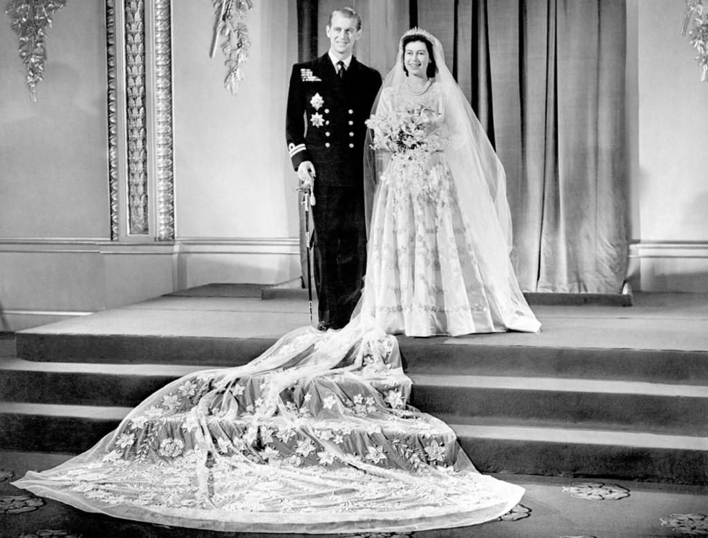 1947: Королівське весілля
