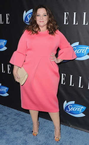 Melissa McCarthy, ELLE Women In Comedy