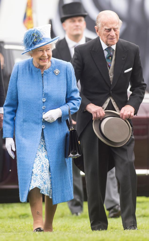Queen Elizabeth ll, Prince Philip the Duke of Edinburgh