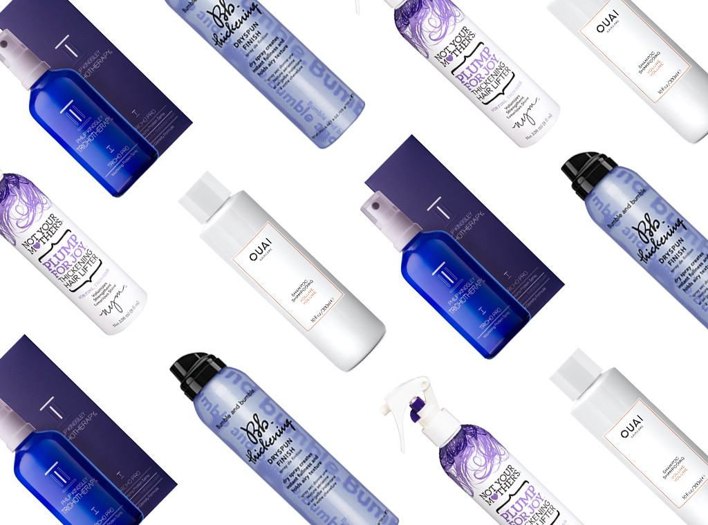 ESC: Hair Thickening Products