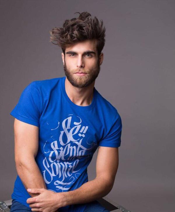 Daniel Rodriguez, Mr Espana