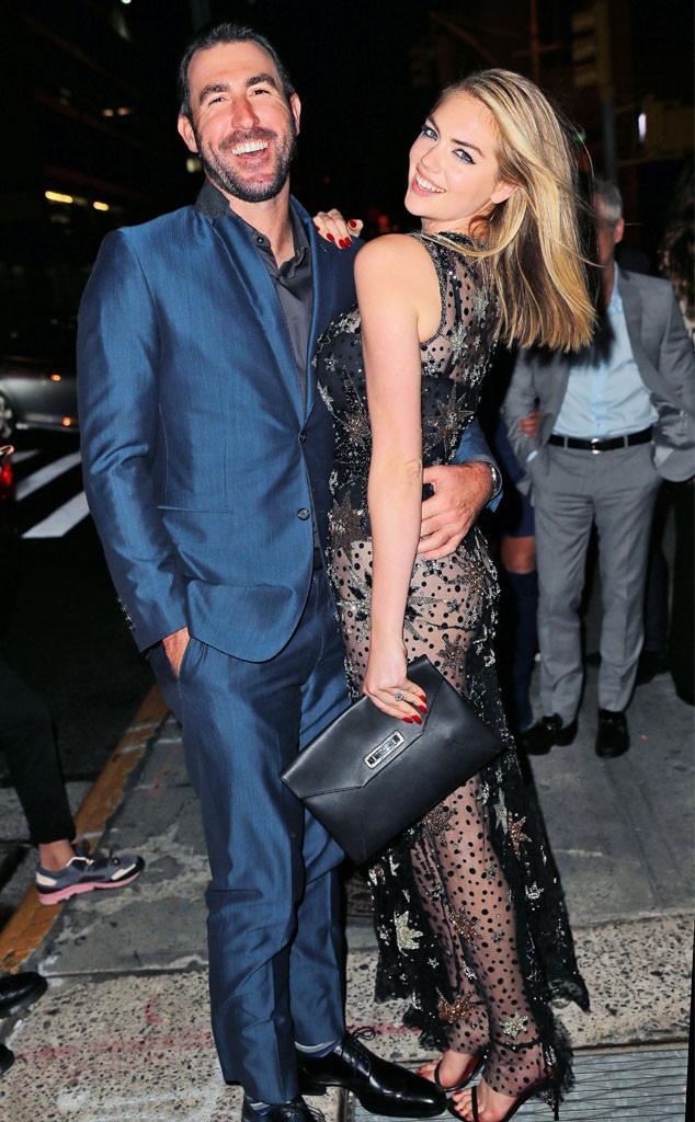 Kate Upton, Justin Verlander, Engaged