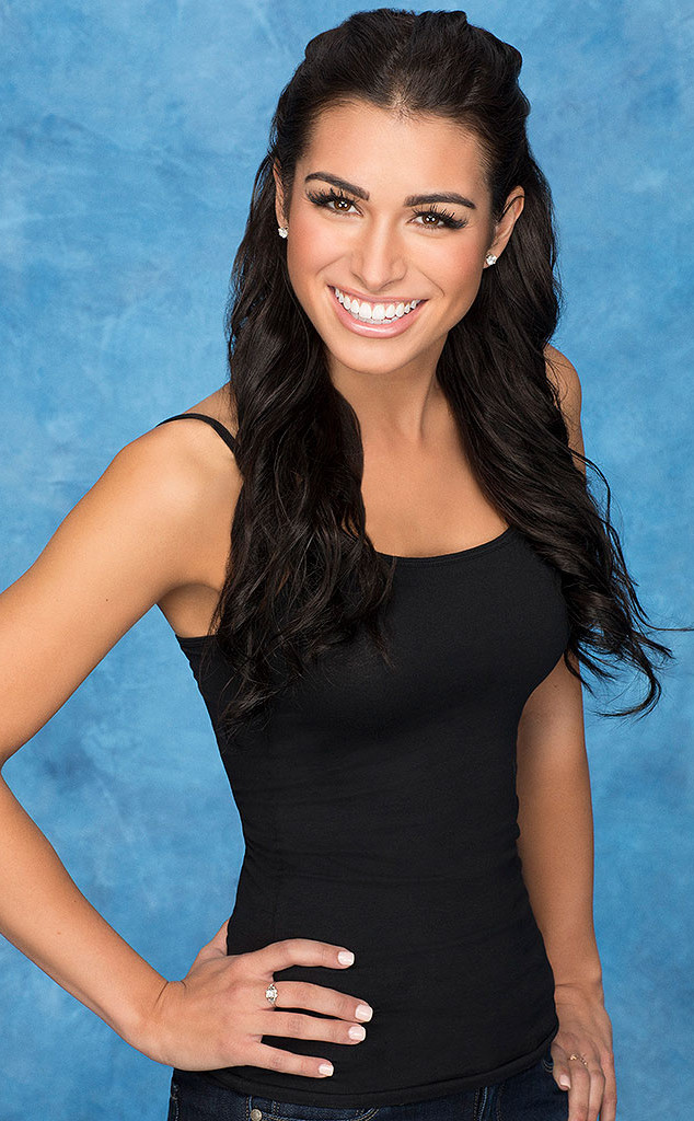 The Bachelor Ashley Iaconetti