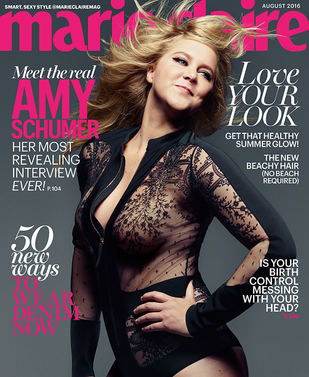 Amy Schumer, Marie Claire