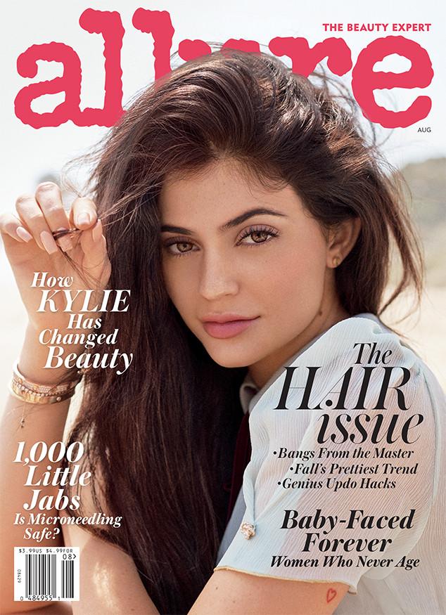 Kylie Jenner, Allure