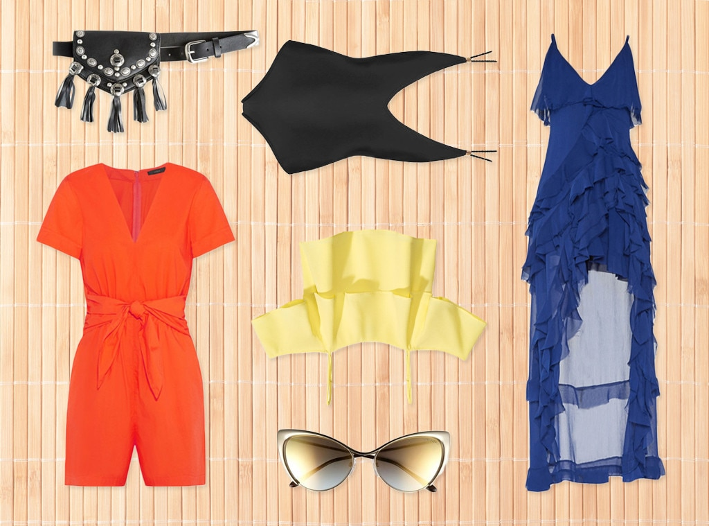 fa8d464e Summer Must-Haves from What to Pack for a Tropical Vacay | E! News