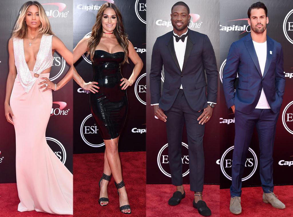 2016 ESPY Awards, Best Dressed