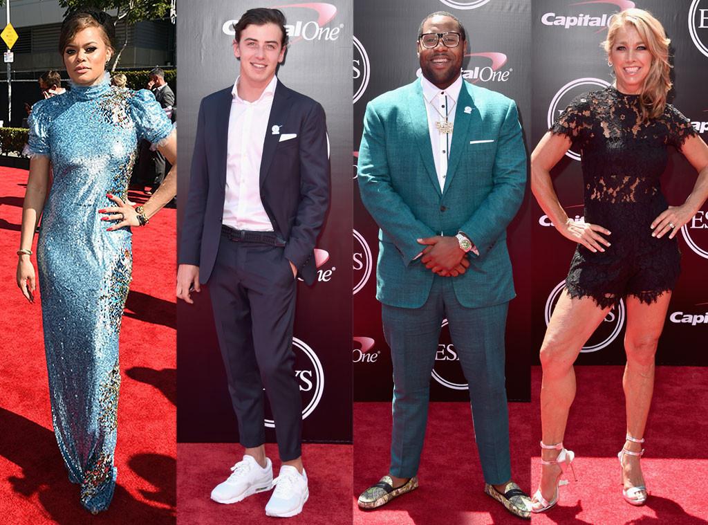 2016 ESPY Awards, Worst Dressed