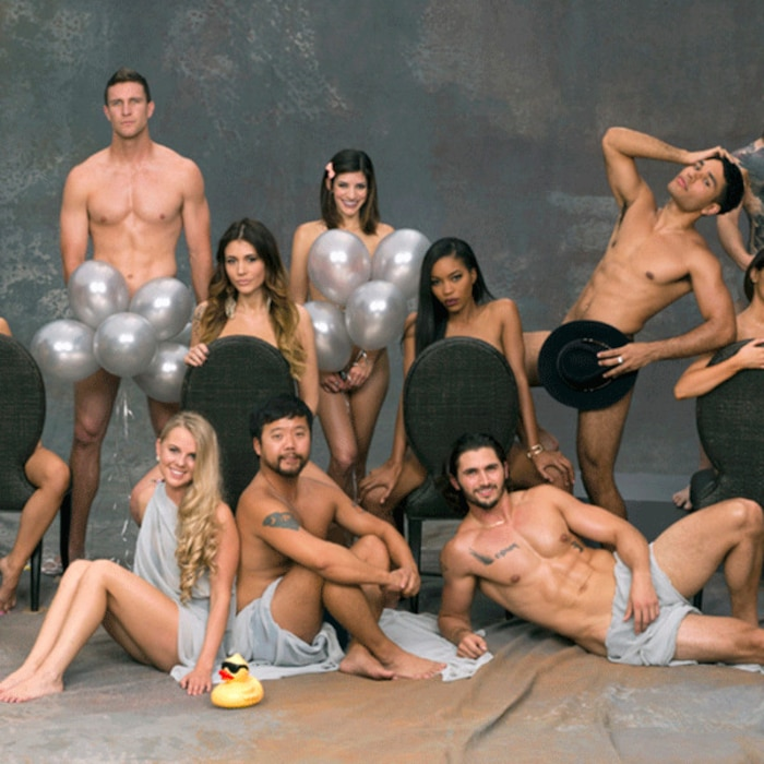 The Big Brother Houseguests Got Naked Why Because Its National Nude Day Thats Why E News