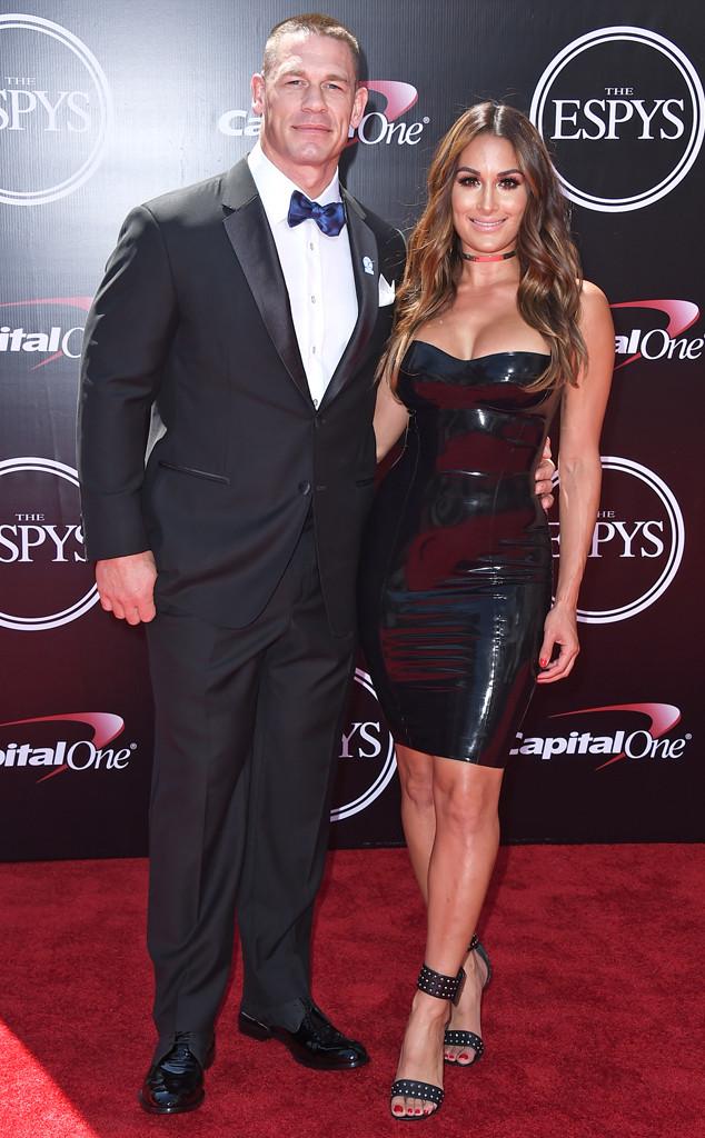 John Cena, Nikki Bella, 2016 ESPY Awards, Couples