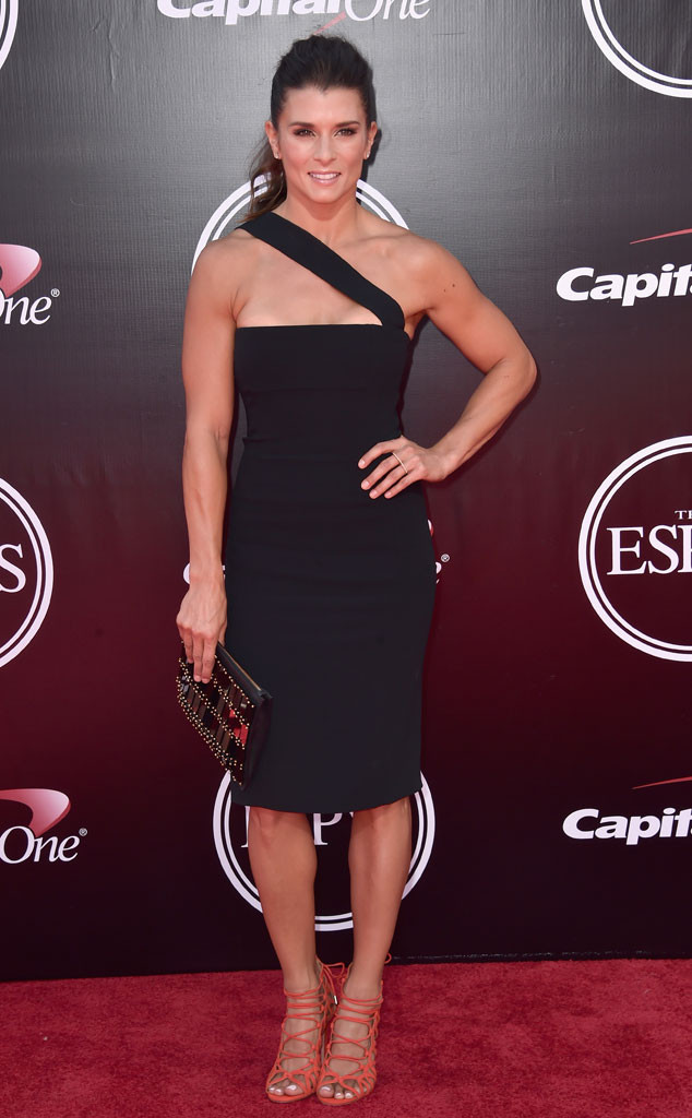 Danica Patrick, 2016 ESPY Awards
