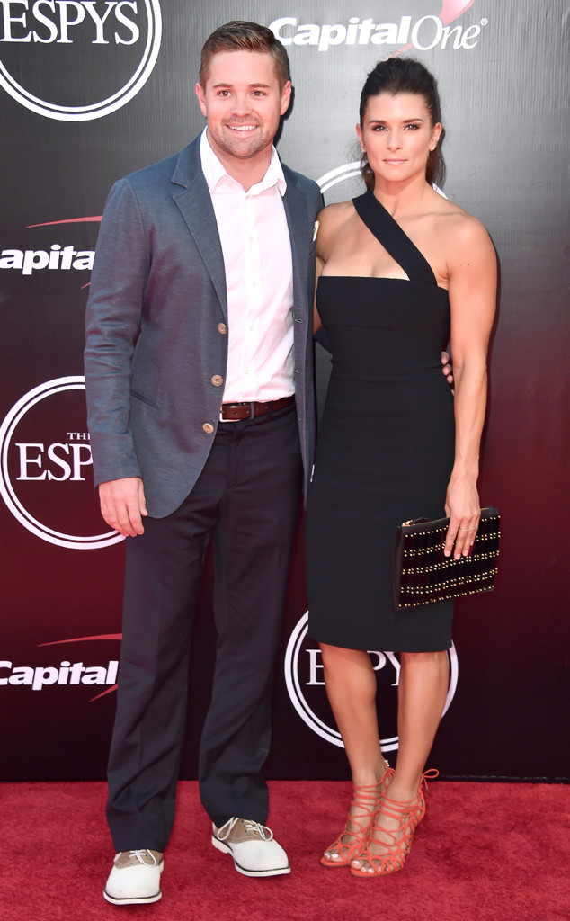 Ricky Stenhouse Jr., Danica Patrick, 2016 ESPY Awards, Couples