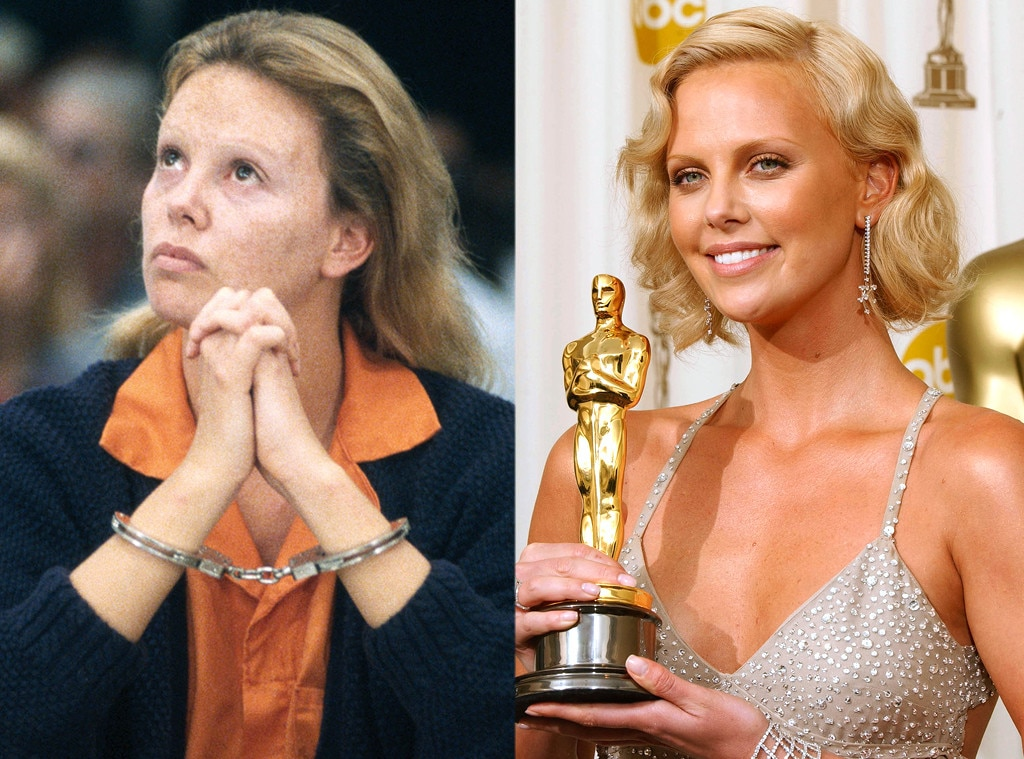 Charlize Theron Monster From Best Actress Oscar Winner