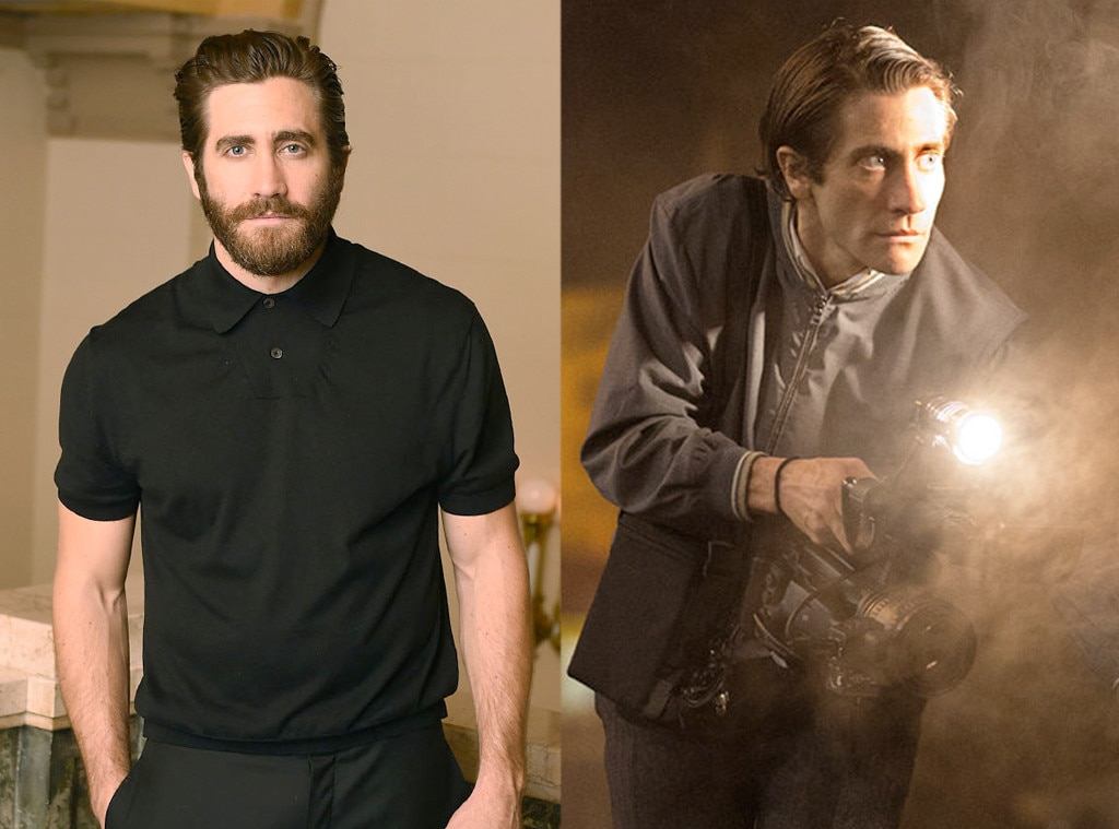 Jake Gyllenhaal, Nightcrawler, Weight Loss or Weight Gain for Roles