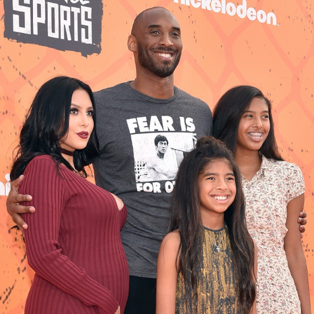 Find Out What Kobe and Vanessa Bryant Named Their Third ...