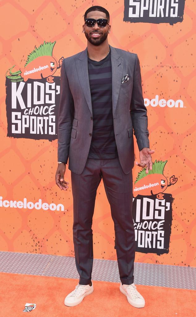 Tristan Thompson, Nickelodeon Kids Choice Sports Awards