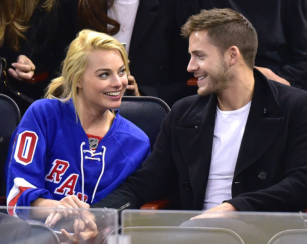 Margot Robbie, Tom Ackerley