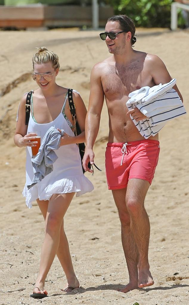 Margot Robbie, Tom Ackerley