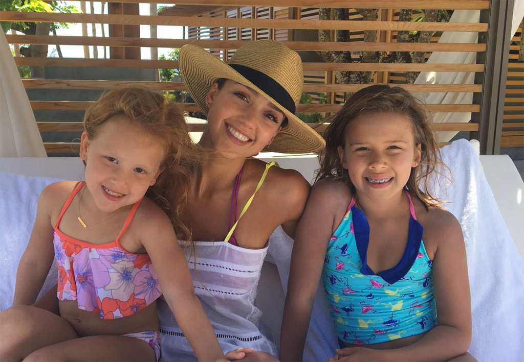 Jessica Alba, Daughters, Haven, Honor