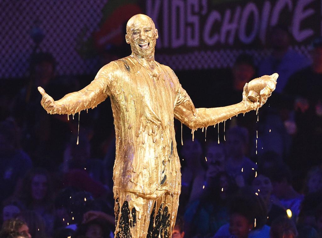 Kobe Bryant, Nickelodeon Kids' Choice Sports Awards 2016 - Show