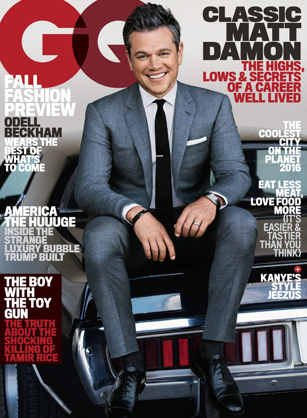 matt damon gets teased by ben affleck and other celeb pals for gq