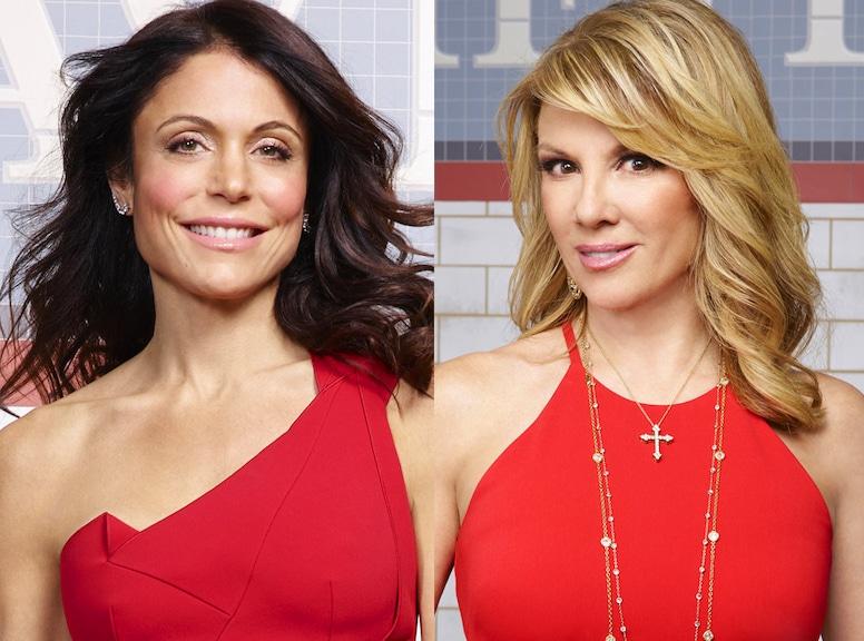 Real Housewives of New York, RHONY, Bethenny Frankel, Ramona Singer