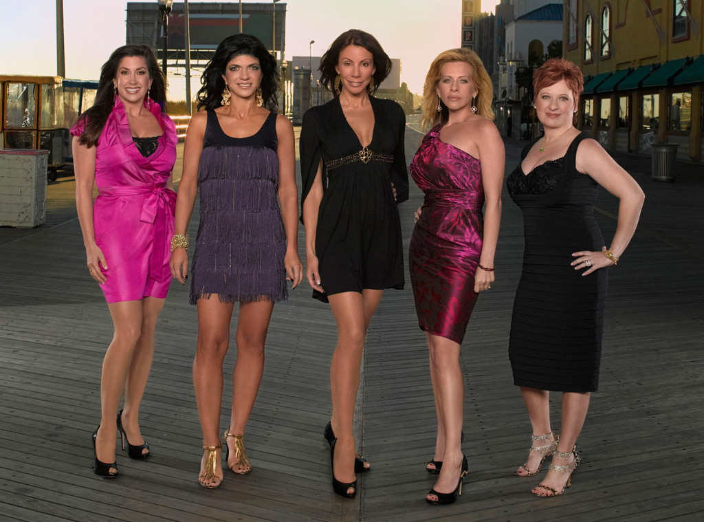 Real Housewives of New Jersey, First Season Cast