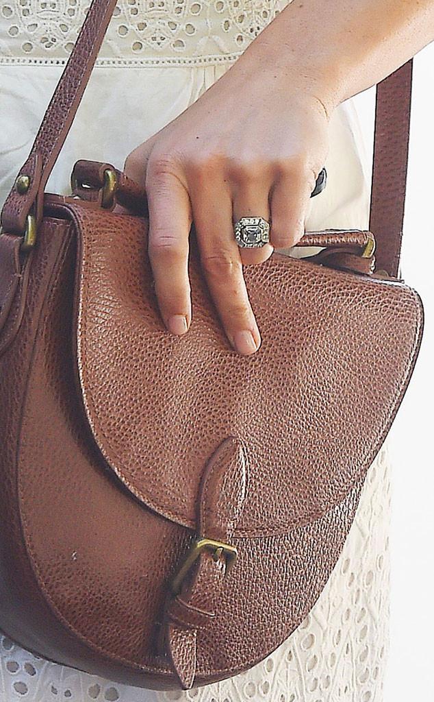 Pippa Middleton, Engagement Ring