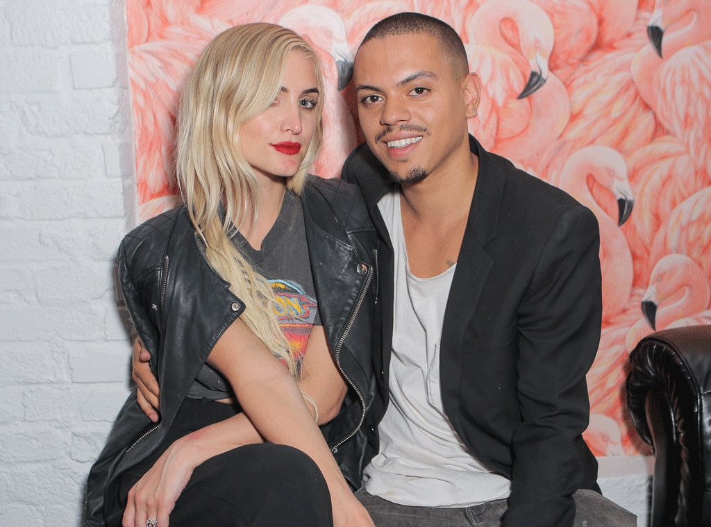 Ashlee Simpson Ross, Evan Ross