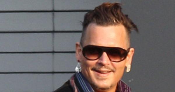 Johnny Depp Has Slim Tattoo Changed To Scum Amid Amber Heard Divorce