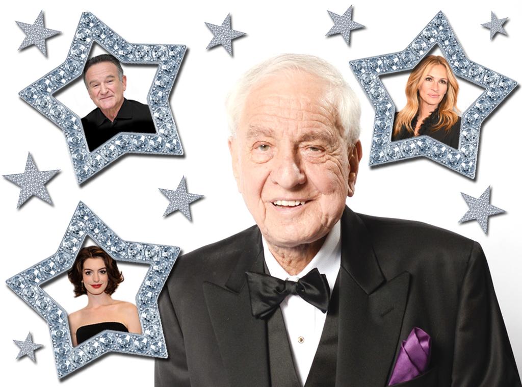 Garry Marshall, Anne Hathaway, Julia Roberts, Robin Williams