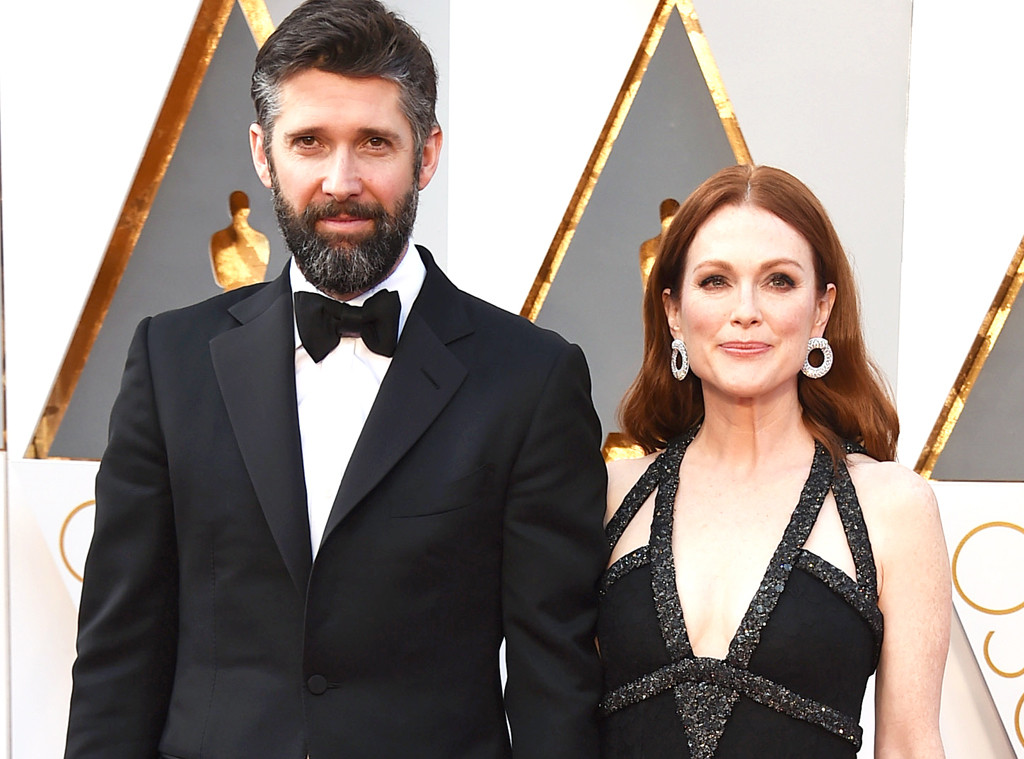 2016 Oscars, Academy Awards, Arrivals, Bart Freundlich, Julianne Moore, Couples