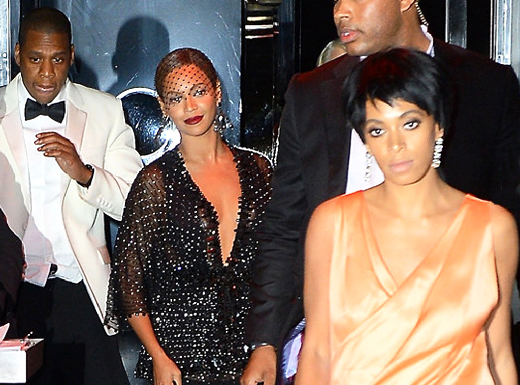 Jay-Z Finally Talks About His Elevator Fight With Solange ...