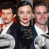 Miranda Kerr, Orlando Bloom, Evan Spiegel, Engagement Rings